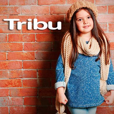 Vestidos de niños y bebé de la nueva colección de Tribu