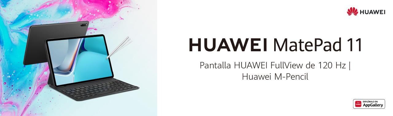Conoce el Huawei MatePad 11