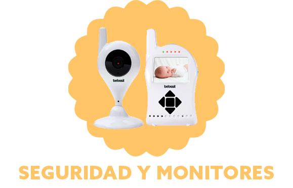Monitores y seguridad