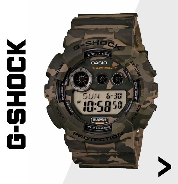 Ver todo relojes mujer Gshock