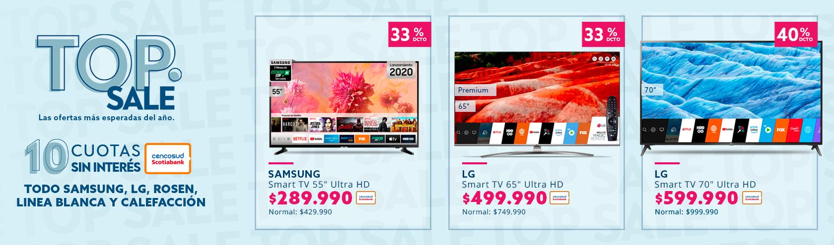 Smart TV 55 Ultra HD 55NU7095