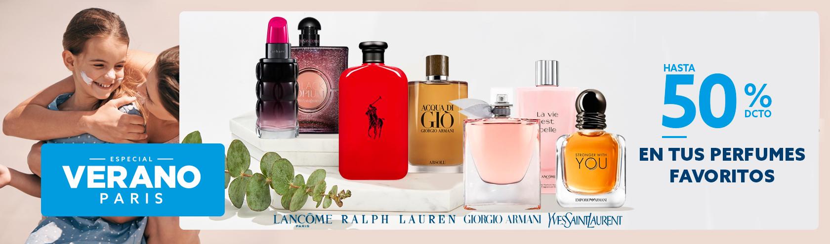 Refrescate con Tus Perfumes Favoritos