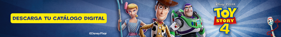 Descargar tu catálogo digital de Toy Story