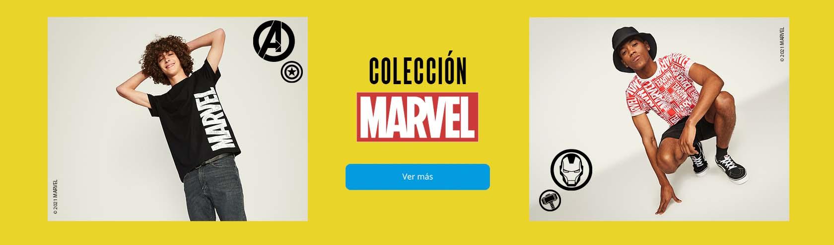 Nueva colección de Disney, Marvel, Star Wars y NatGeo