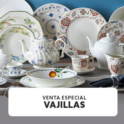 Especial Vajillas