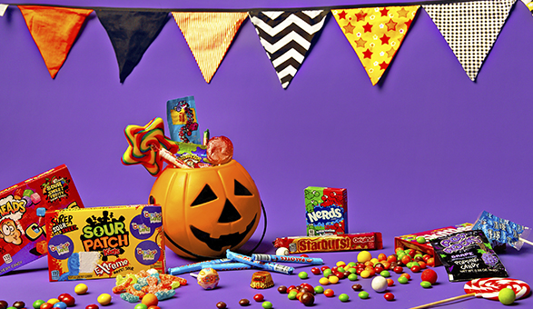 Dulces Halloween Halloween
