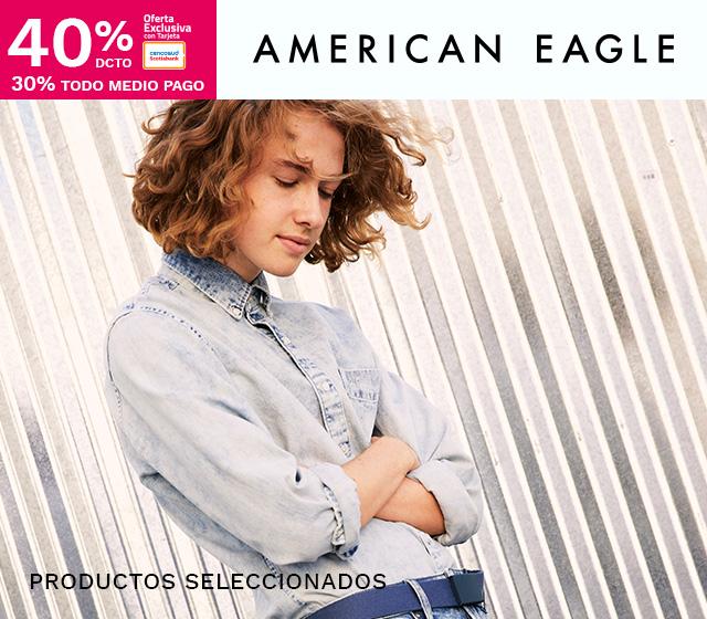 AMERICAN EAGLE 40/30. Productos Seleccionados
