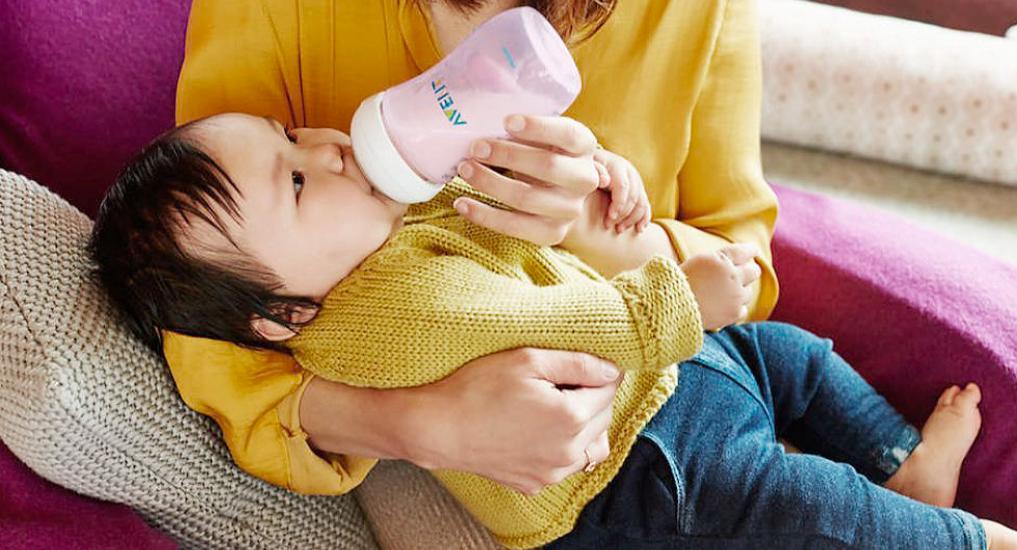 Mundo de alimentación y lactancia