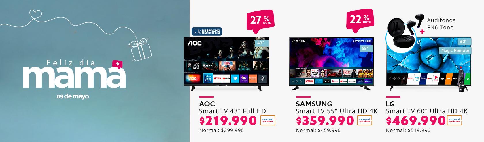 Ofertas en la Smart TV