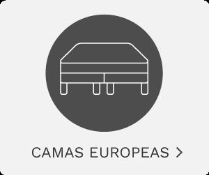 Ver todo Camas Europeas