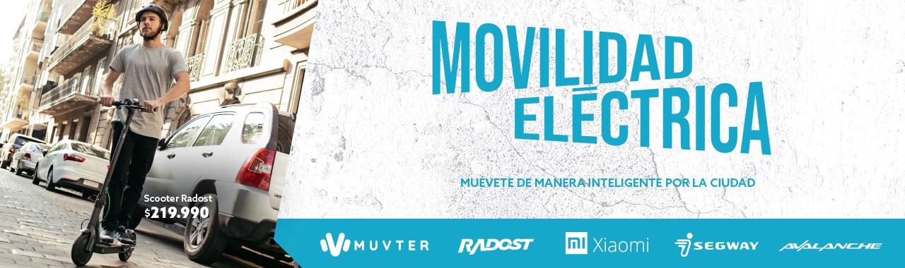 Movilidd Electrica en Paris.cl