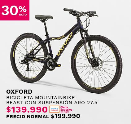 Bicicleta mountain bike Beast C