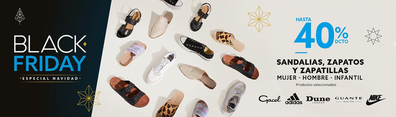 Ver Sandalias, Zapatillas y Zapatos