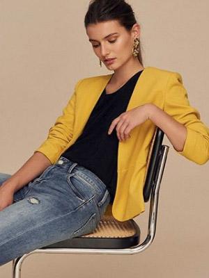 Chaquetas y abrigos de distintos estilos, calces y las mejores marcas