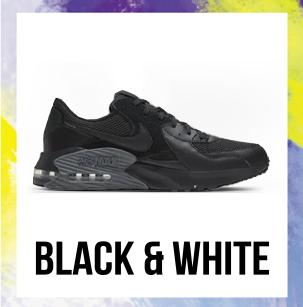 Ver todo Zapatillas Black & White