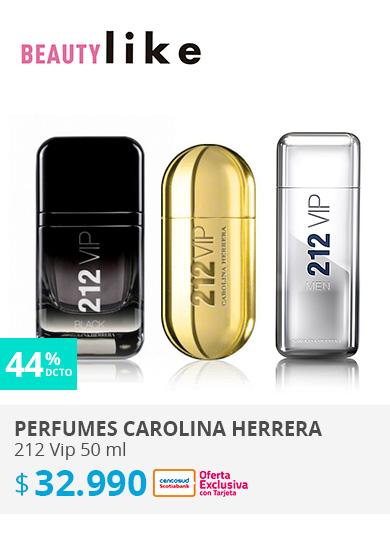 Perfumes 212 Vip 50 ml