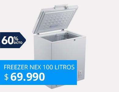 Freezer Horizontal Nex 100 Litros