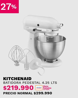 Batidora de Pedestal KitchenAID 4.25 LTS