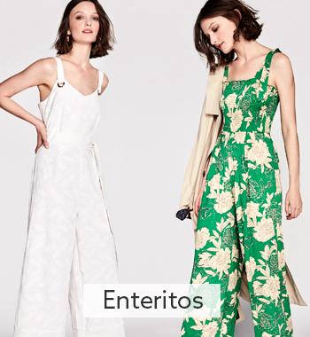 Vestidos y Enteritos Mujer