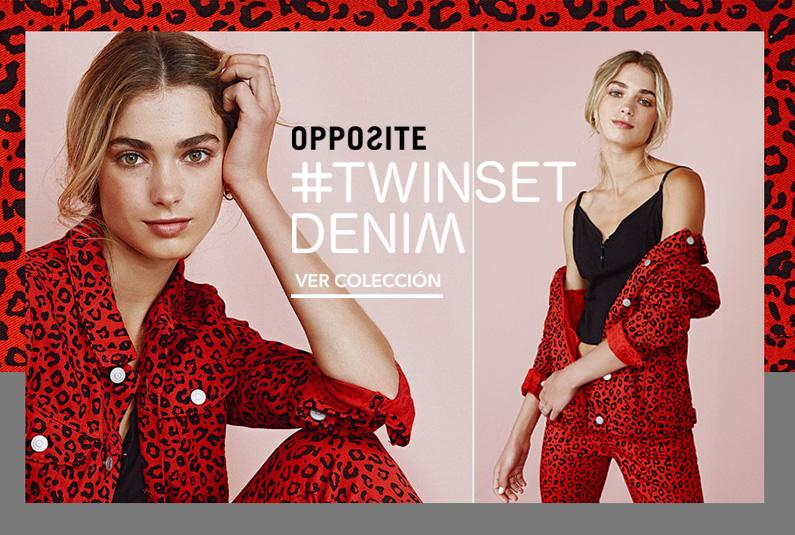 Lanzamiento Colección Twin Denim