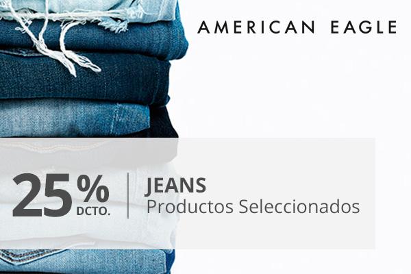 25% Descuento en Jeans American Eagle