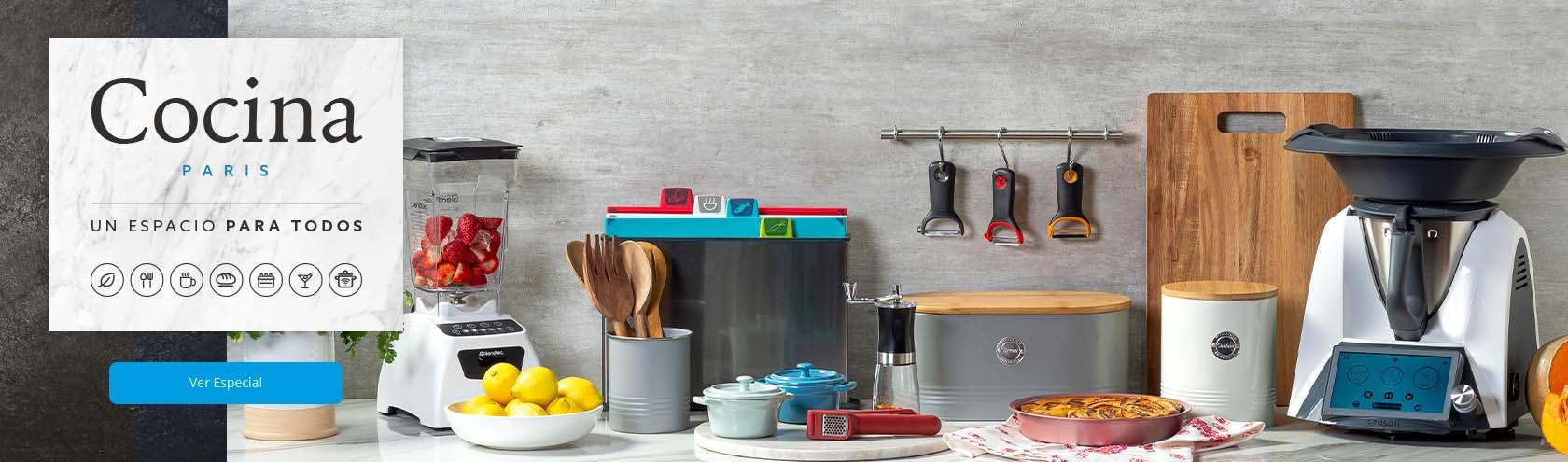 Hasta 50% de descuento en artículos de cocina, ollas, sartenes y cocina inteligente