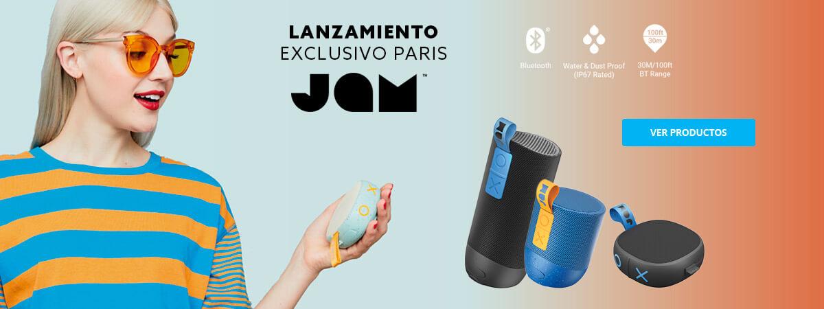 Lanzamiento Exclusivo JAM