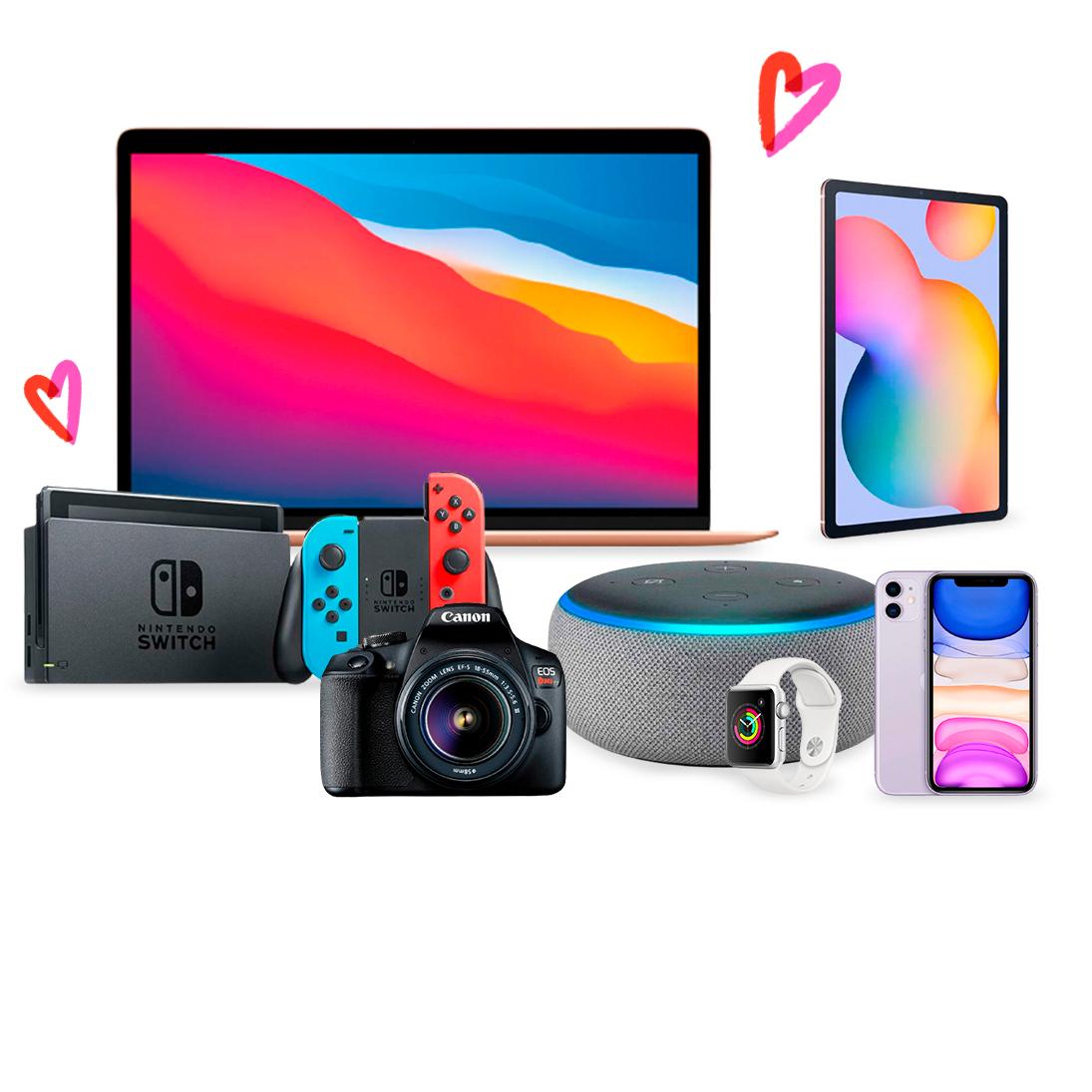 Tecnologia enamorados