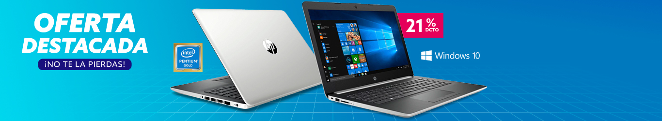 Notebook HP Intel Pentium 8GB RAM 256GB SSD 14 pulgadas