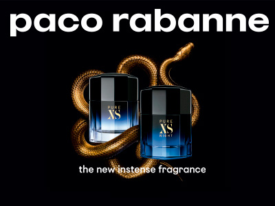 Lanzamiento Paco Rabanne XS