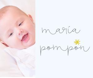 Baby concept marca maria pompon