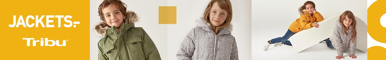 jacket infantil