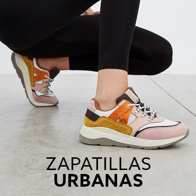 Zapatillas urbanas y casuales