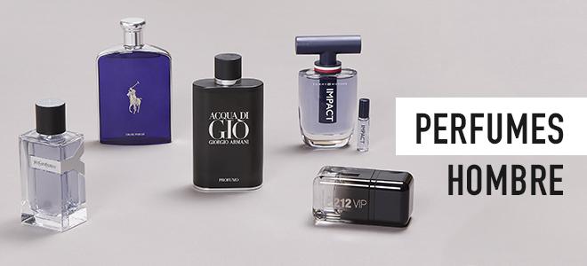 Ver todo Perfumes Hombre