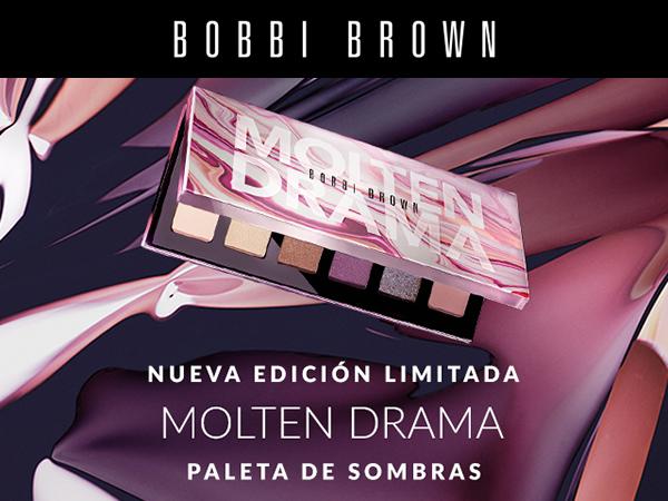 Paleta de sombras Bobbi Brown Molten Drama