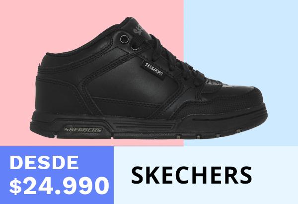 Zapato Escolar Skechers Mochilas Xtrem Escolares 2020