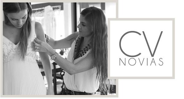 Paris Bride por CV Novias