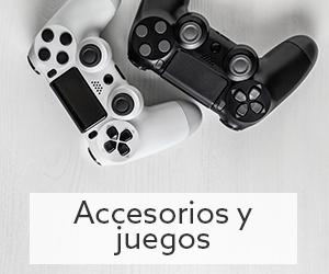 Accesorios y juegos
