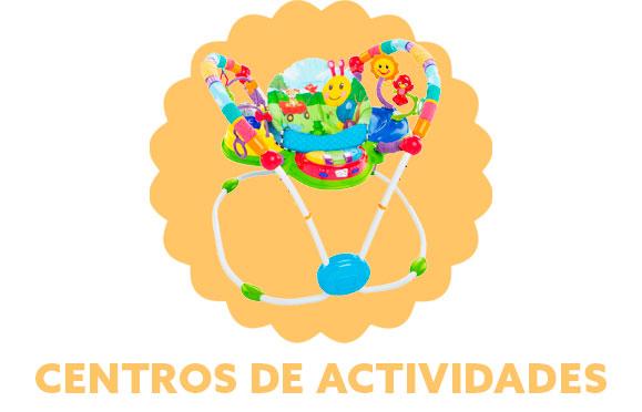 Centros de actividades