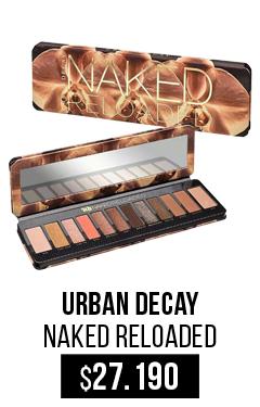 Ver Paleta de Sombras Naked Reloded Urban