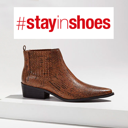 Stay in Shoes