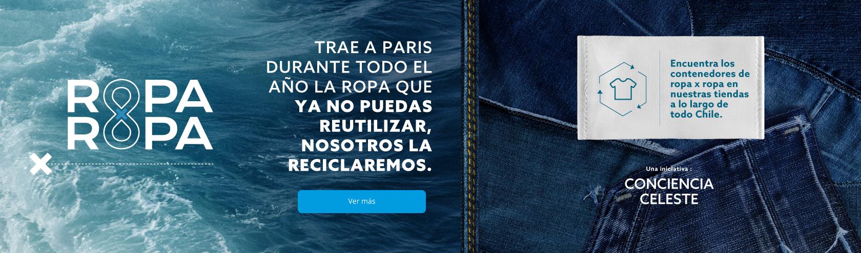 RopaxRopa Paris