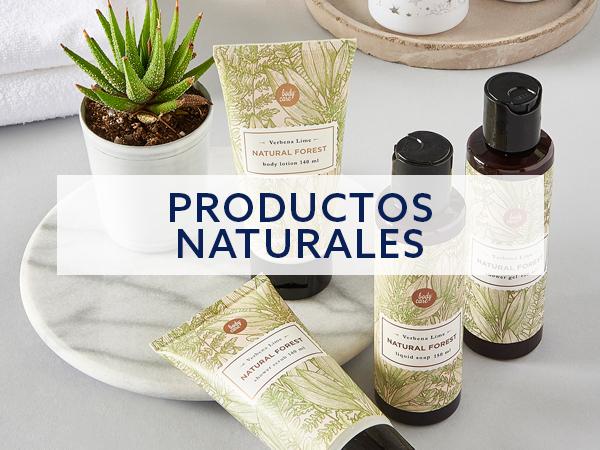 Ver Productos naturales