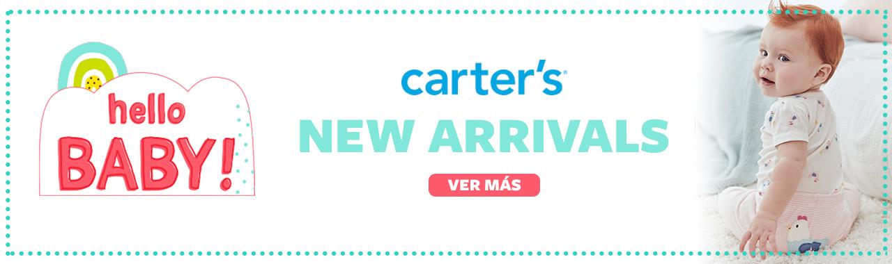 Nueva Colección Carters Infantil