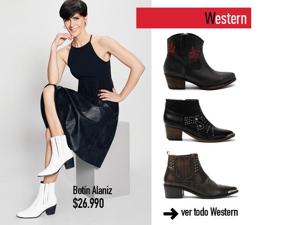Ver todo tendencia Western Winter Shoes