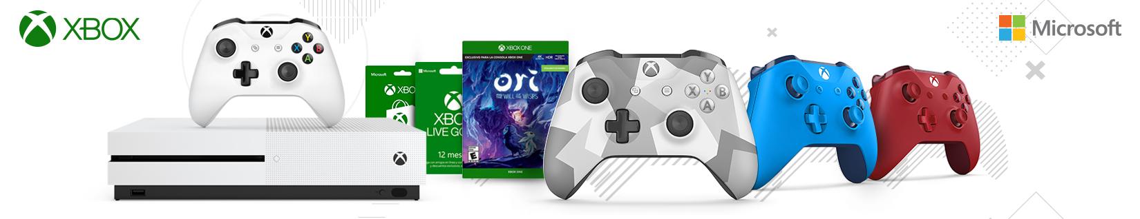 Consolas y Juegos Xbox