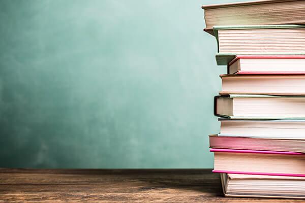 Novelas, cuentos, enciclopedias, textos de estudio y artículos de escritorio