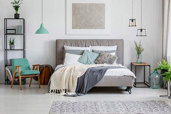 Camas y muebles de dormitorio a los mejores precios