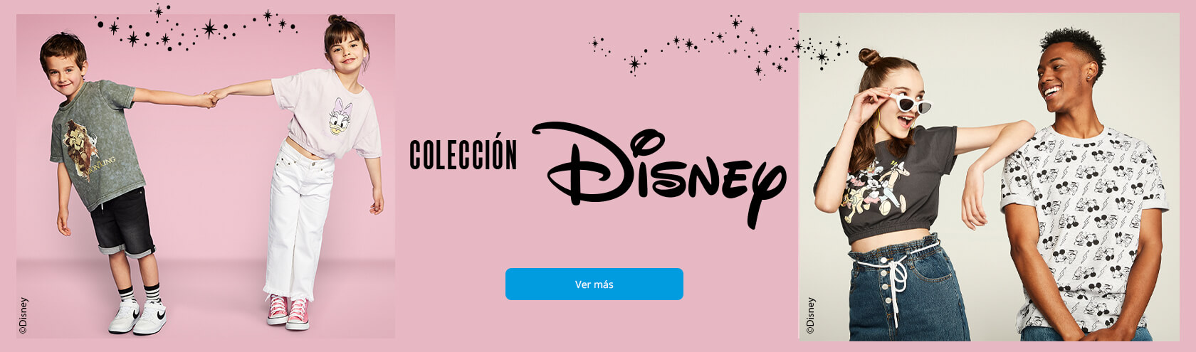 Colección Disney en Paris