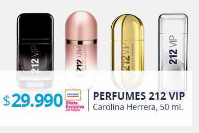 Perfumes 212 Vip